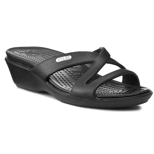 Slides CROCS - Patricia II 11661 Black