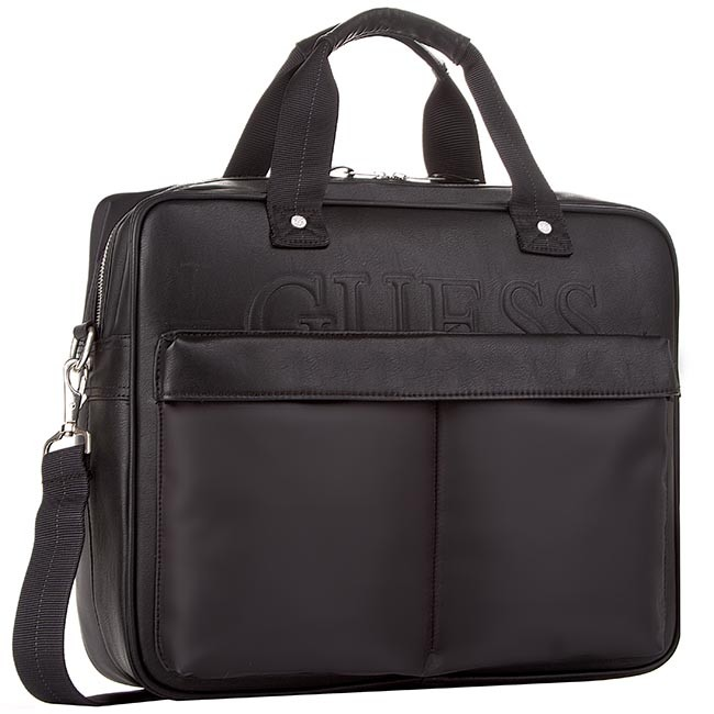 Laptop Bag GUESS - Multifunctionality Business HM1923 NYL52 BLA