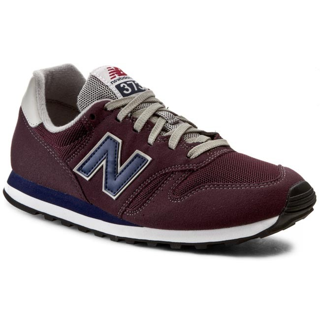 05f2d2a8450d7 Sneakers NEW BALANCE - Lifestyle ML373AC Dark Red - Sneakers - Low ...