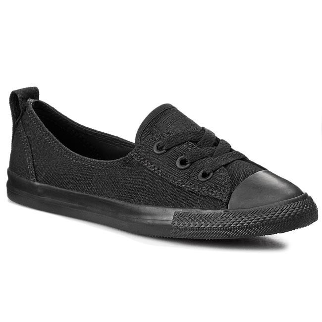 Sneakers CONVERSE Ct Ballet Lace 547163C Black