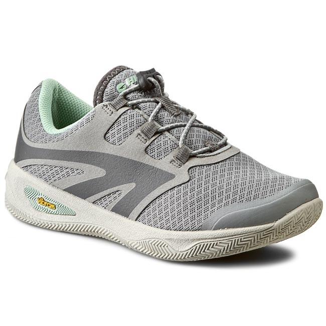 Shoes HI-TEC - V-Lite Rio Race I Women's Cool Grey/Steel Grey/Lichen