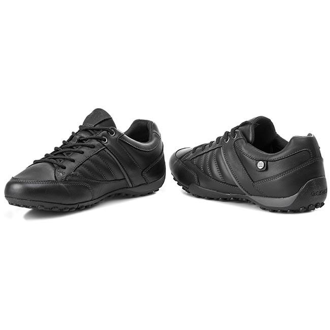 Sneakers GEOX U Snake B U5407B 00043 C9999 Black