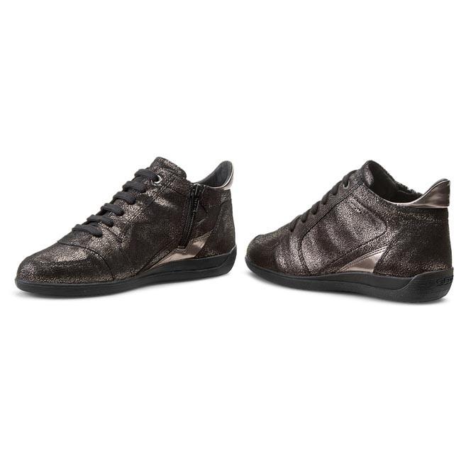 Sneakers GEOX D Myria B D5268B 000QM C9999 Black