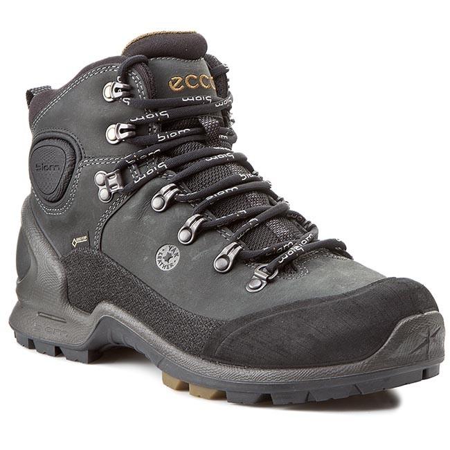 Hiking Boots ECCO Biom Terrain 82355458654 BlackBlackDried Tobacco