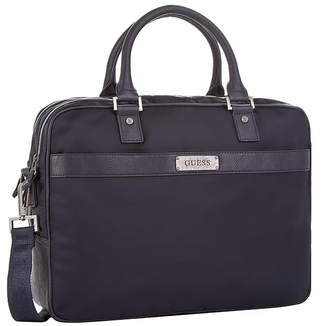 Laptop Bag GUESS - Myself Nylon HM1915 NYL52 BLU