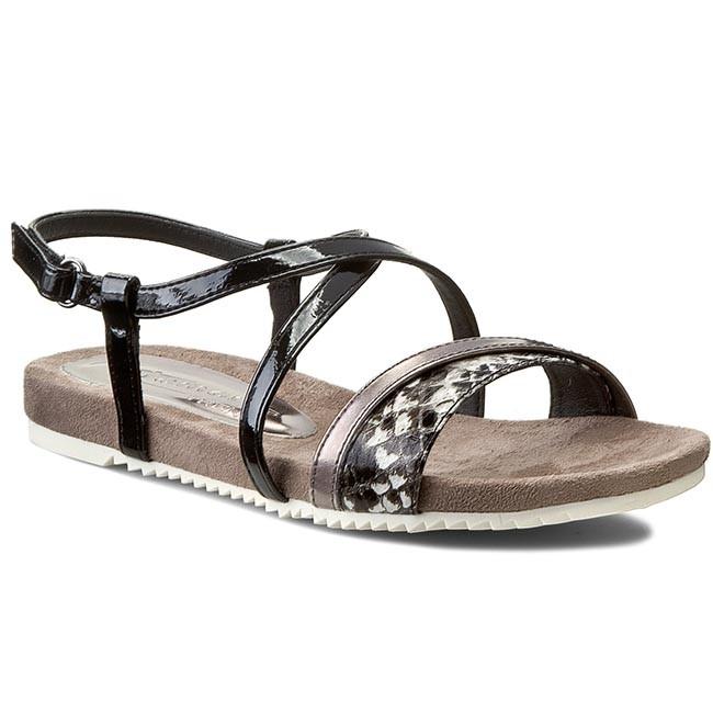 Sandals TAMARIS 1 28173 34 Black Comb 098