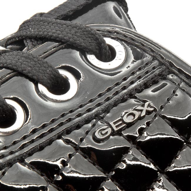 Sneakers GEOX J Creamy D J54L5D 000HH C9999 Black oBCaE