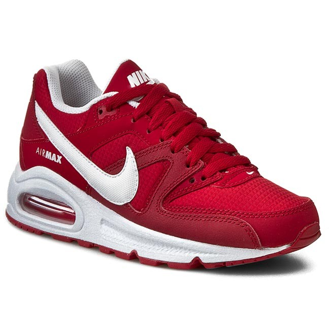 Shoes NIKE Air Max Command (Gs) 407759 616 Gym RedWhite Gym Red White