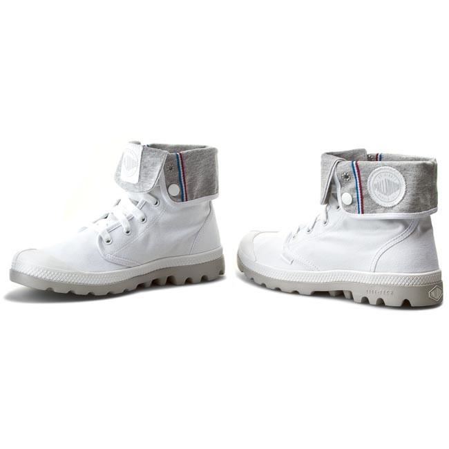 arriving huge discount best service Hiking Boots PALLADIUM - Baggy Lite Cvs 03401170 White/Vapor