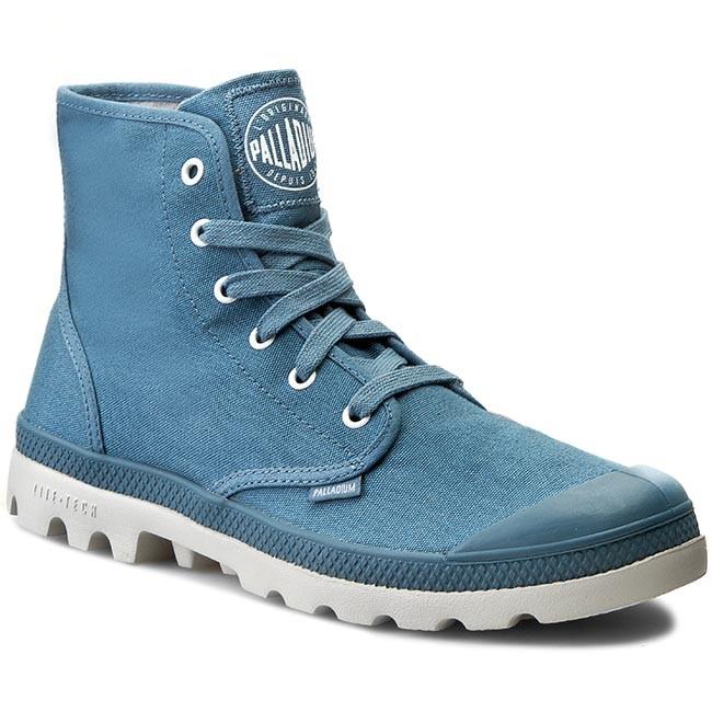 Grey Palladium Men/'s Pampa High Boots