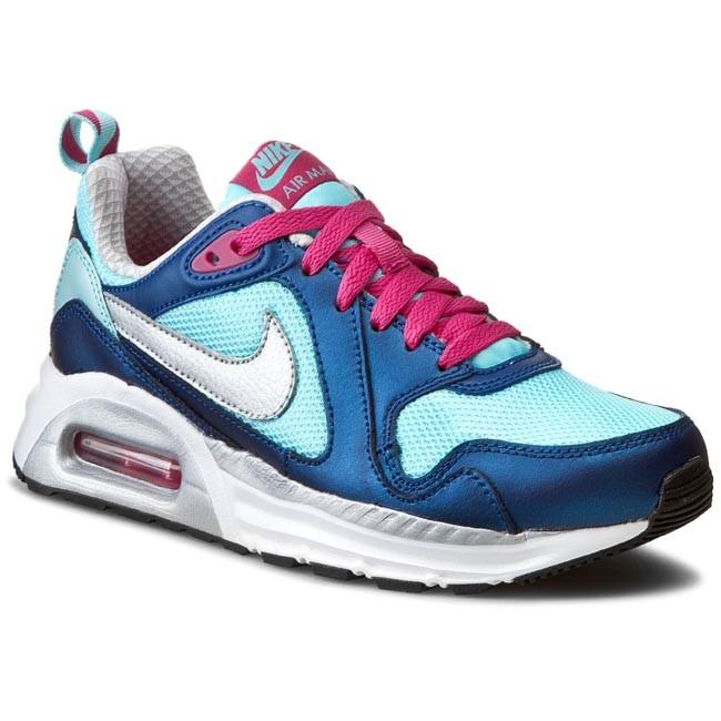 Frauen Männer Nike Air Max Trax (GS) (644470 402) Blau