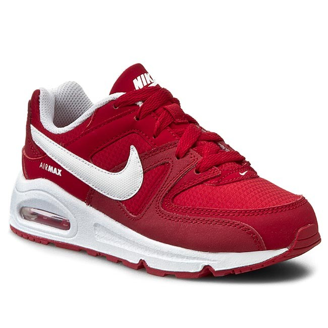 shoes nike air max command ps 412228 616 gym red white. Black Bedroom Furniture Sets. Home Design Ideas