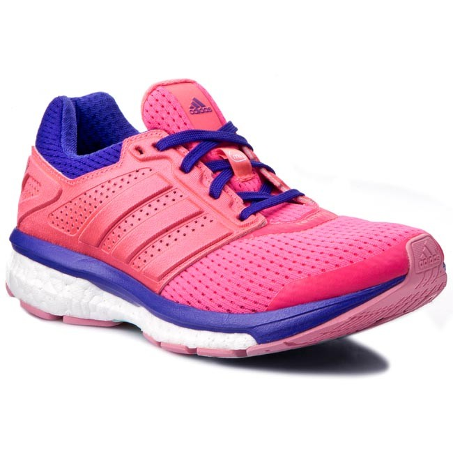 Shoes adidas Supernova Glide Boost 7 W B33608 Pink