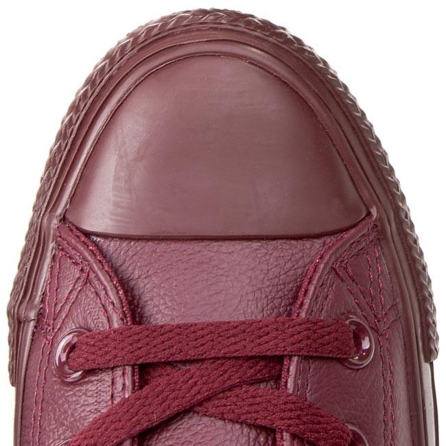 Sneakers Converse Ct Brea Hi 549584c Deep Bordeau