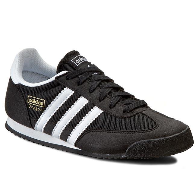 Sneakers ADIDAS - Dragon J AF6267 Cblack/Ftwwht/Cblack