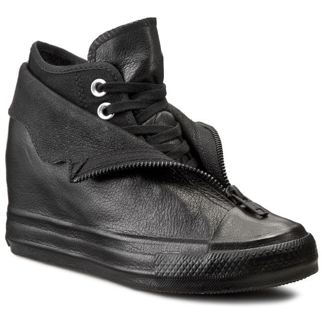 Boots CONVERSE - Ct Lux Shroud M 549563C Black