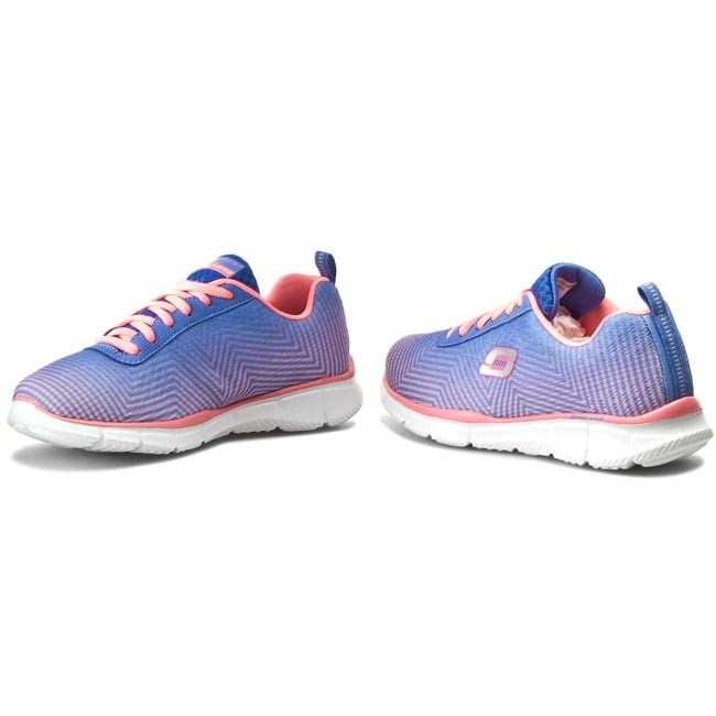 Shoes SKECHERS Equalizer Expect Miracles 12034PWPK PeriwinklePink