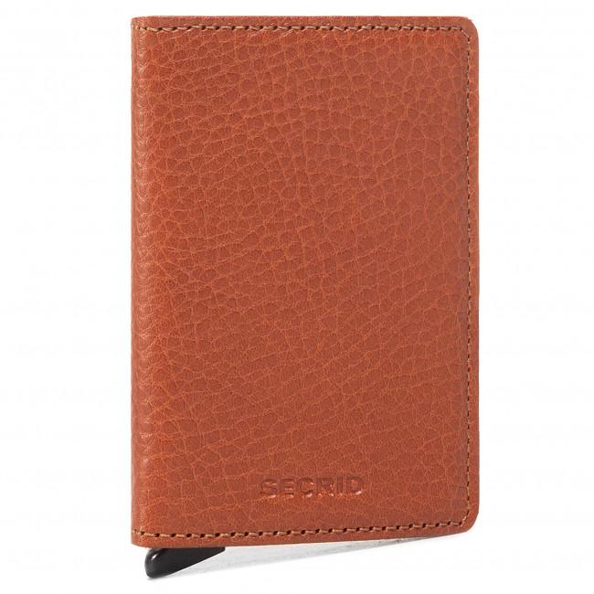 Small Men's Wallet SECRID - Slimwallet SVG Green
