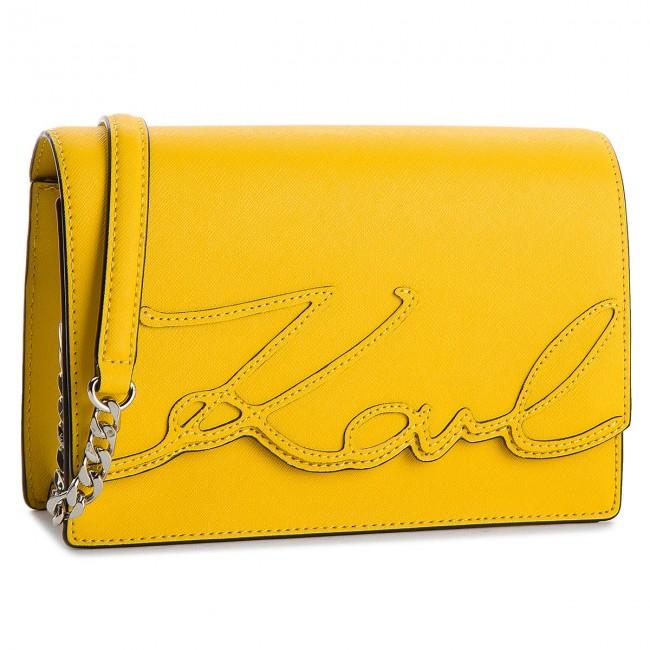 Handbag KARL LAGERFELD - 81KW3052  Sunflower