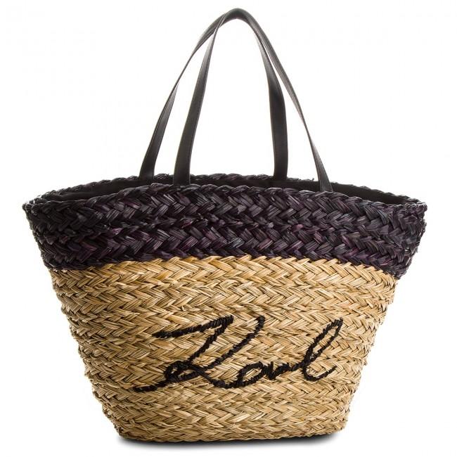 Handbag KARL LAGERFELD - 81KW3102 Natural
