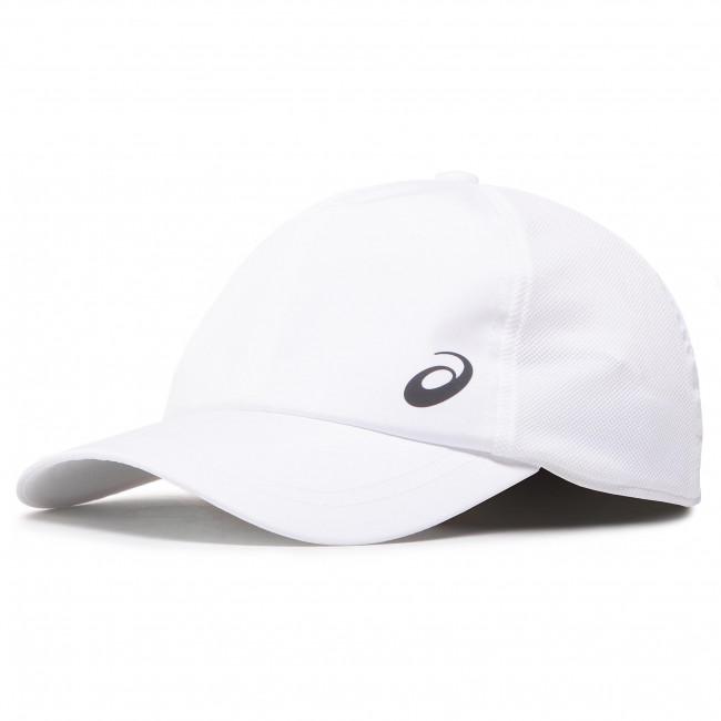 Cap ASICS - Esnt Cap 3033A431 Brilliant White 100