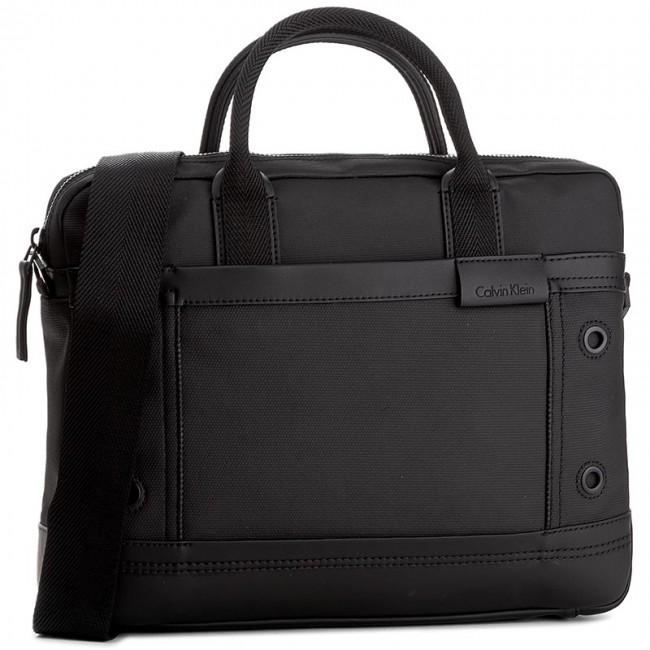 Laptop Bag CALVIN KLEIN - Ezr4 Laptop Bag K50K502351 001