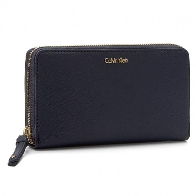 Large Women's Wallet CALVIN KLEIN - M4rissa Large Ziparound Xl K60K602698 448