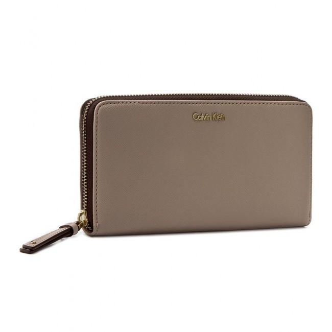 Large Women's Wallet CALVIN KLEIN - M4rissa Large Ziparound Xl K60K602698 069