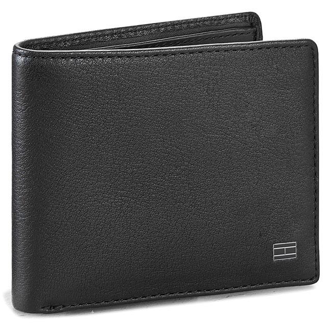 Small Men's Wallet TOMMY HILFIGER - Gerrard  L Slg Mini Cc Wallet AM0AM00329 910