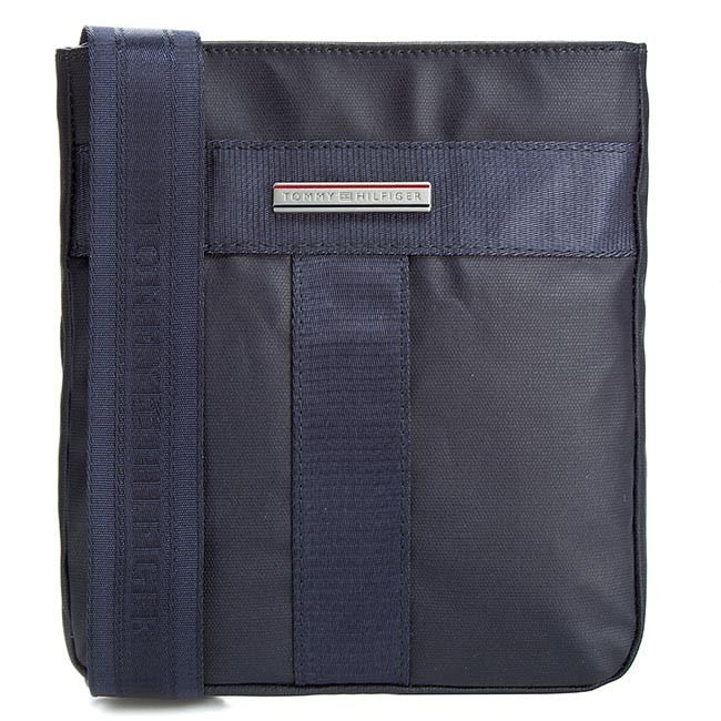 Messenger Bag TOMMY HILFIGER - Darren Mini Flat Crossover AM0AM00351 Midnight 001