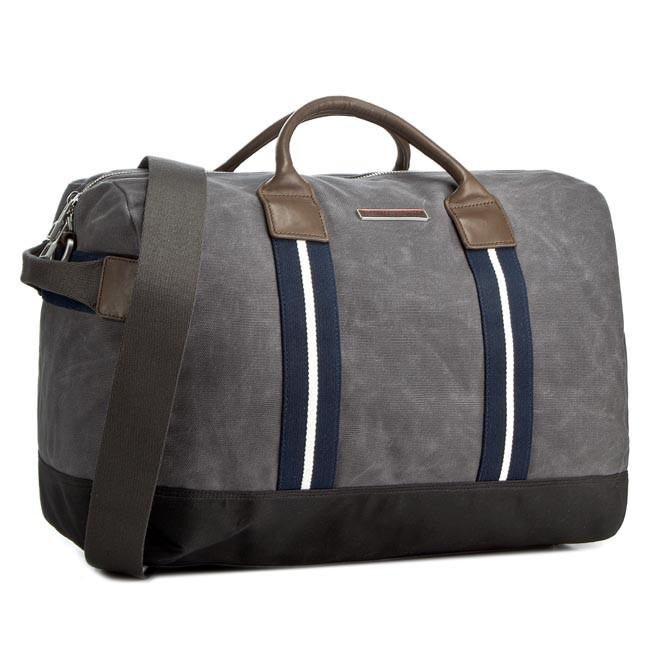 Bag TOMMY HILFIGER - Wilshire Travel Bag AM0AM00521 Asphalt 904