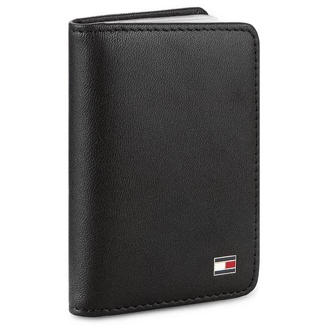 Business Card Holder TOMMY HILFIGER - Walker Multi Card Holder AM0AM00531 Czarny 910