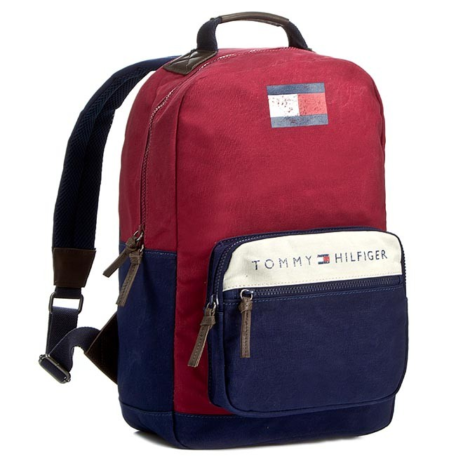 Backpack TOMMY HILFIGER - Lance Backpack AM0AM00576 Corporate 910