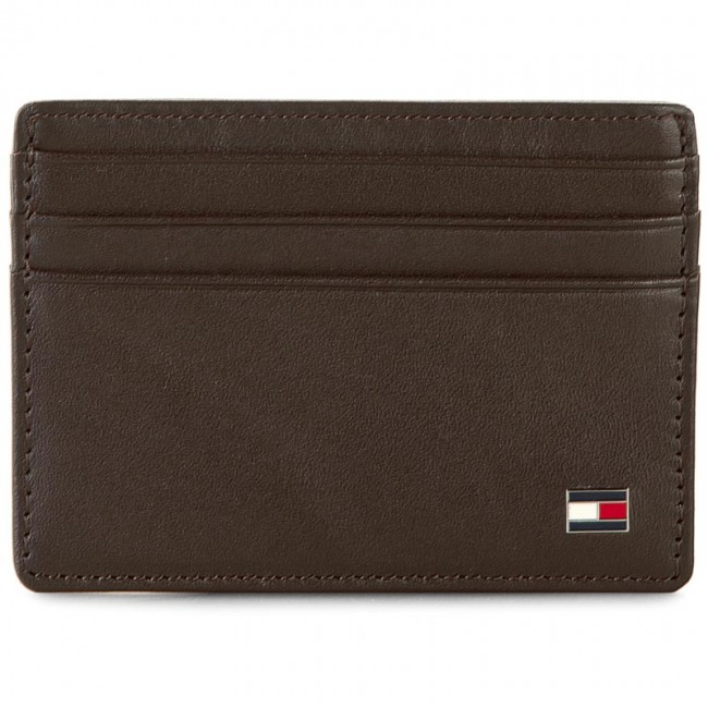 hot sale online b8cc0 764b6 Credit Card Holder TOMMY HILFIGER - Eton Cc Holder AM0AM00653 041