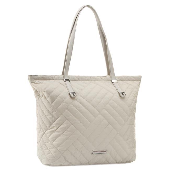 Handbag TOMMY HILFIGER - Neena Tote AW0AW01389 Pumice Stone 013