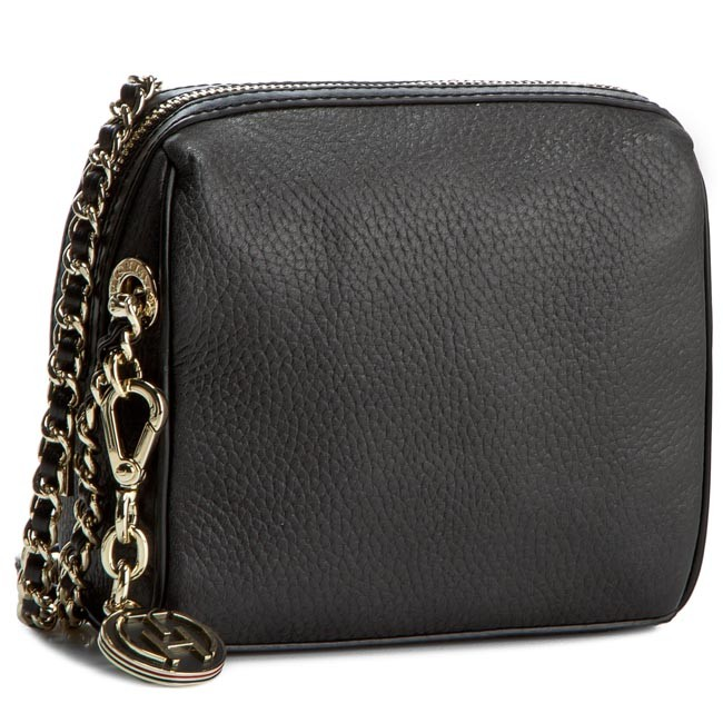 Handbag TOMMY HILFIGER - Party Time Crossover AW0AW01818 Black 002