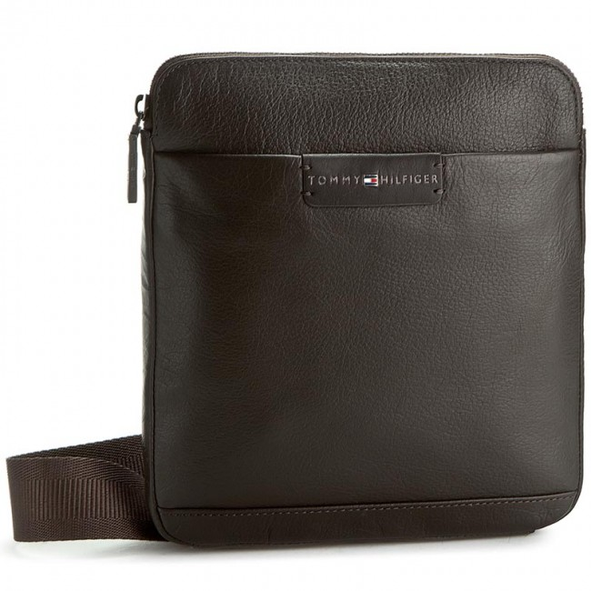Messenger Bag TOMMY HILFIGER - Business Mini Flat Crossover AM0AM01400 244
