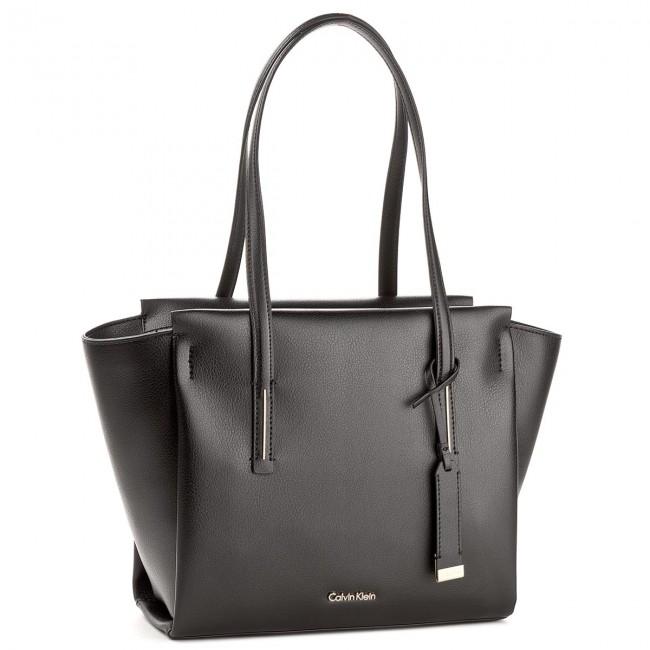Handbag CALVIN KLEIN - Frame Medium Shopper K60K603979 001