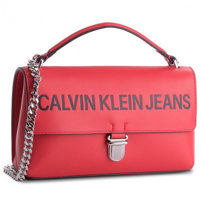 Handbag CALVIN KLEIN JEANS - Sculpted Flap 13.5 E K40K400387 623