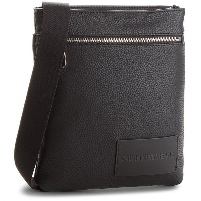 Messenger Bag CALVIN KLEIN JEANS - Pebble Flat Pack K40K400401 001