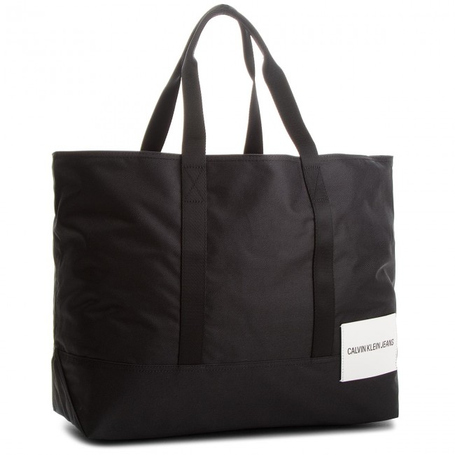 Handbag CALVIN KLEIN JEANS - Sport Essential Carr K40K400379  001