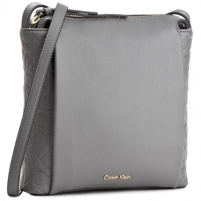 Handbag CALVIN KLEIN - Mish4 Flat Crossbody K60K602218  002