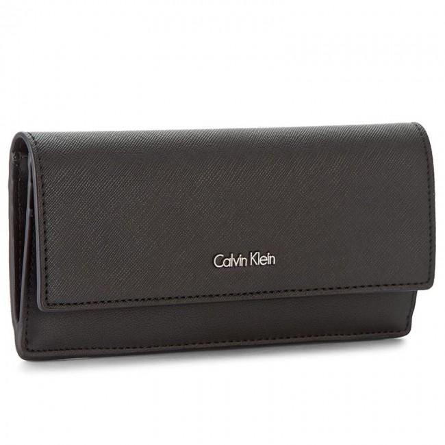 Large Women's Wallet CALVIN KLEIN - Marissa Large Slim T K60K603753 001