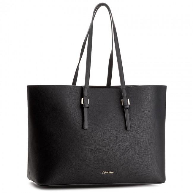 Handbag CALVIN KLEIN - Ck Large Tote Solid K60K604101  001