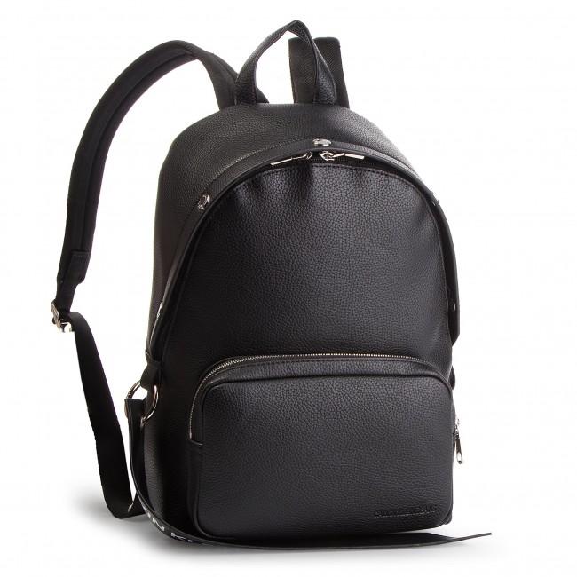 Calvin Banner Backpack Klein 001 K40k400805 Logo Jeans Cp 3AL4q5jR