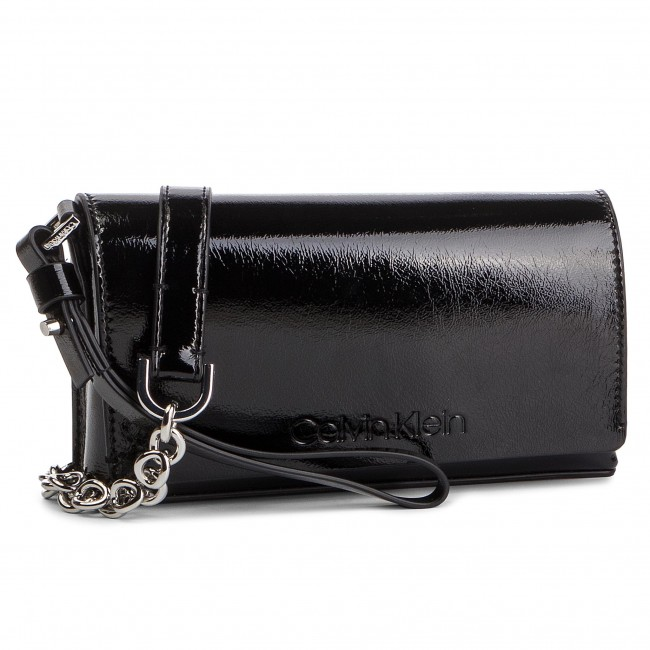 online for sale best sell best loved Handbag CALVIN KLEIN - Dressed Up Pouch On Chain K60K605091 001