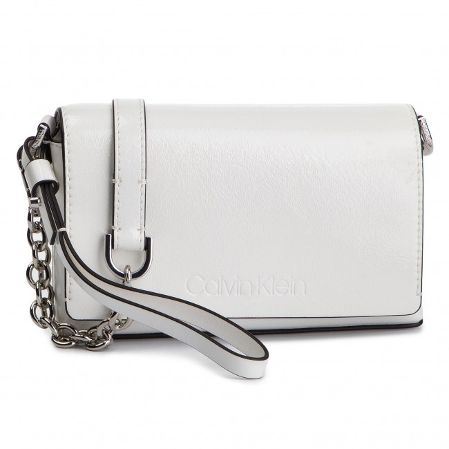 better new appearance limited guantity Handbag CALVIN KLEIN - Dressed Up Pouch On Chain K60K605091 107
