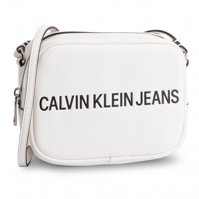 206427f8c Handbag CALVIN KLEIN JEANS - Sculpted Logo Camera Bag K60K605247 102 ...