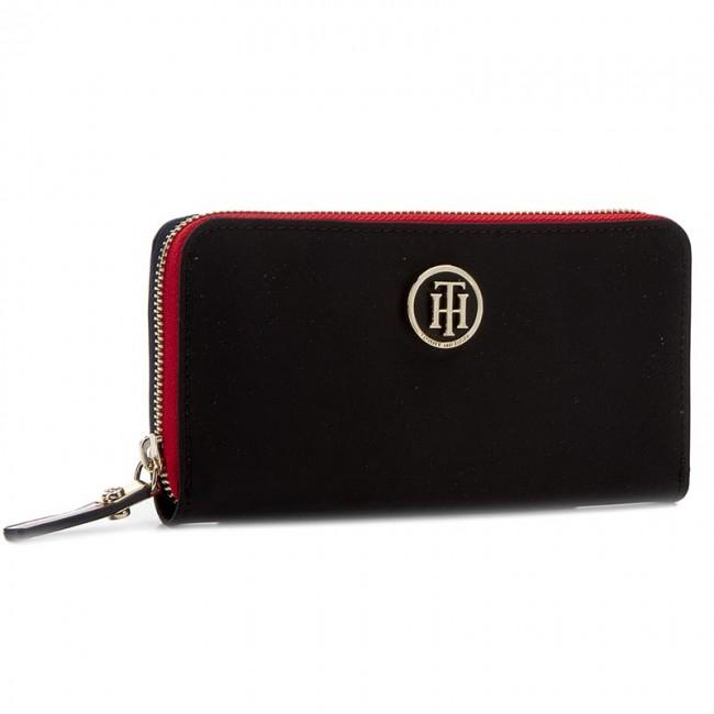 c11556a73 Large Women's Wallet TOMMY HILFIGER - Poppy Large Z/A Wallet ...