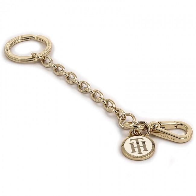 Fob TOMMY HILFIGER - Chain Keyfob AW0AW03644 901